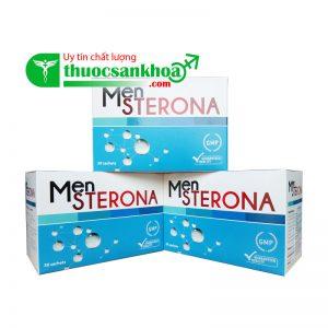 Mensterona Tăng Chất Lượng Tinh Trùng, Điều Trị Tinh Trùng Yếu