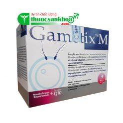 Gametix M Tăng Số Lượng, Chất Lượng Tinh Trùng