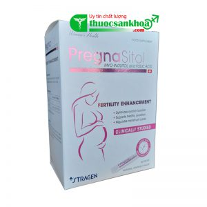 Pregnasitol Hỗ Trợ Sinh Sản Nữ, Điều Trị Buồng Trứng Đa Nang