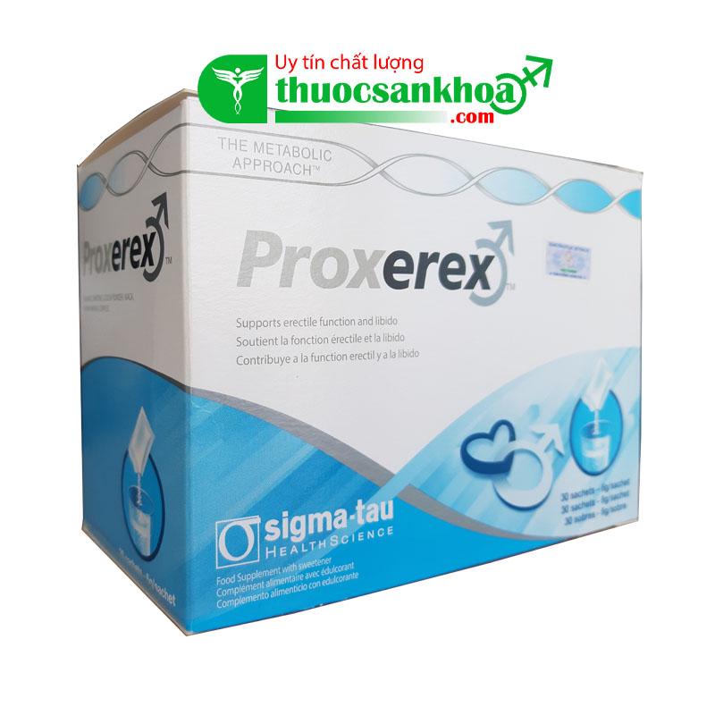 Proxerex Cải Thiện Chức Năng Sinh Lý, Nhu Cầu Tình Dục Nam Giới
