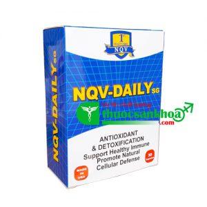 Nqv-Daily Sg Chống Oxy Hóa, Khử Gốc Tự Do