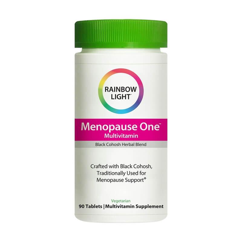 Menopause One 90 Viên - Viên Bổ Sung Nội Tiết Tố Mỹ - Rainbow Light