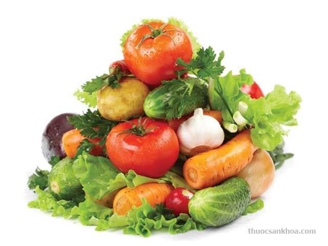 Chế độ dinh dưỡng hàng ngày