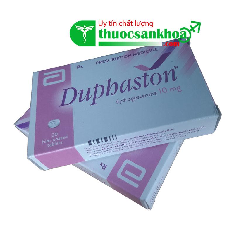 Thuốc Duphaston 10mg
