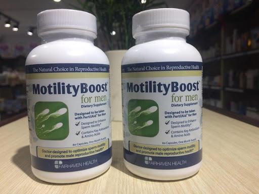 MotilityBoost For Men giá bao nhiêu