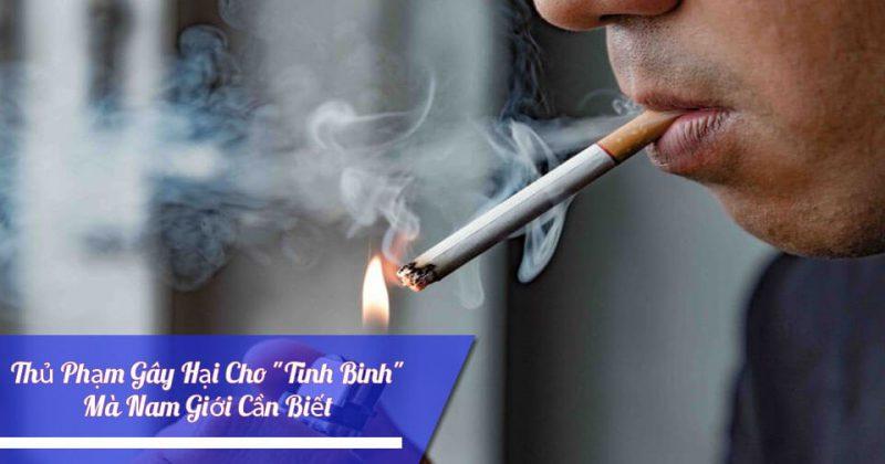 """Thủ Phạm Gây Hại Cho """"Tinh Binh"""" Mà Nam Giới Cần Biết"""
