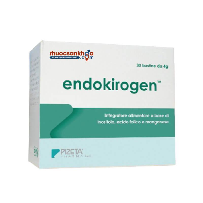 Endokirogen™ - Hỗ Trợ Mang Thai Cho Phụ Nữ Đa Nang Buồng Trứng